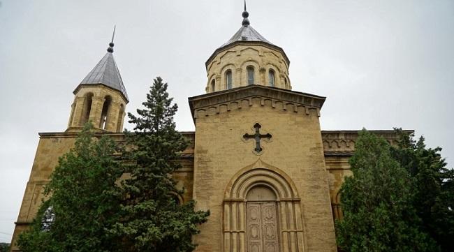 Армянский храм в Дербенте появился в XIX веке
