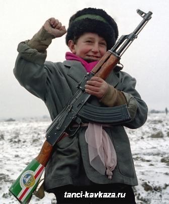 религиозная война на Кавказе