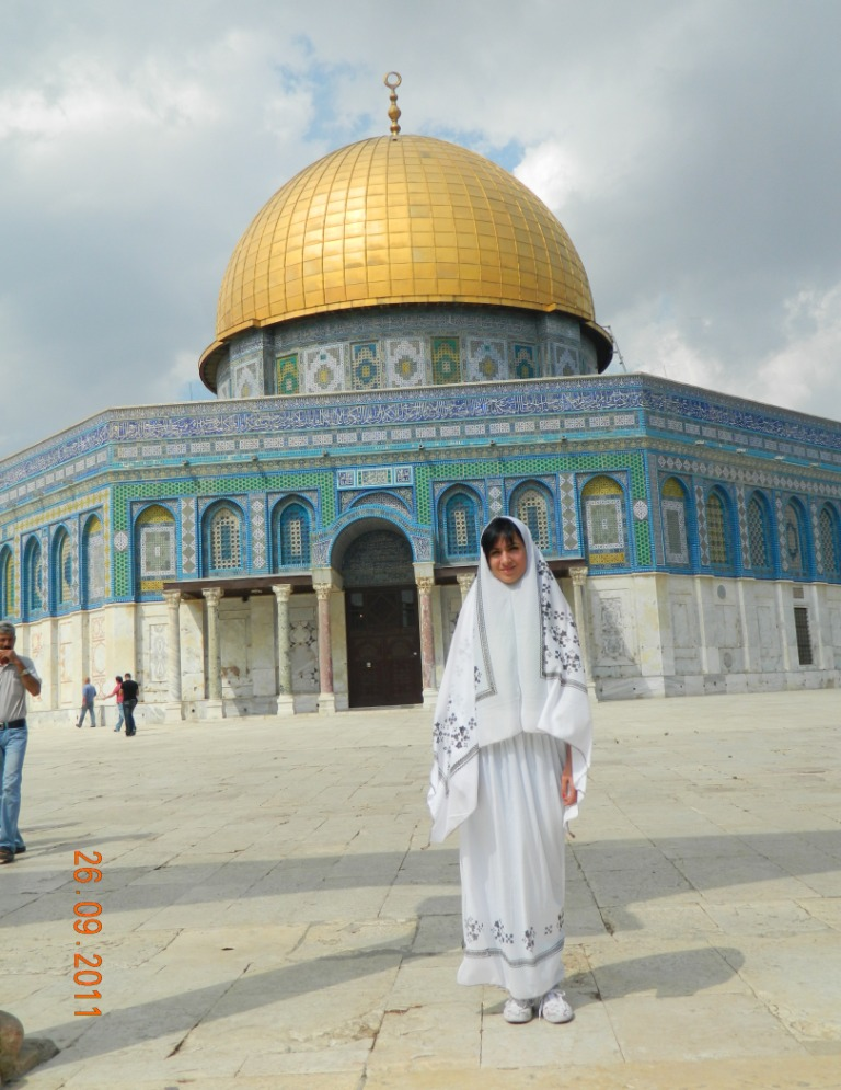мечеть Куббат ас-Сахра