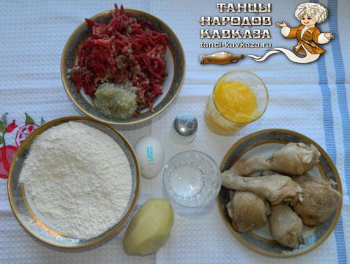 Аварский хинкал рецепт приготовления