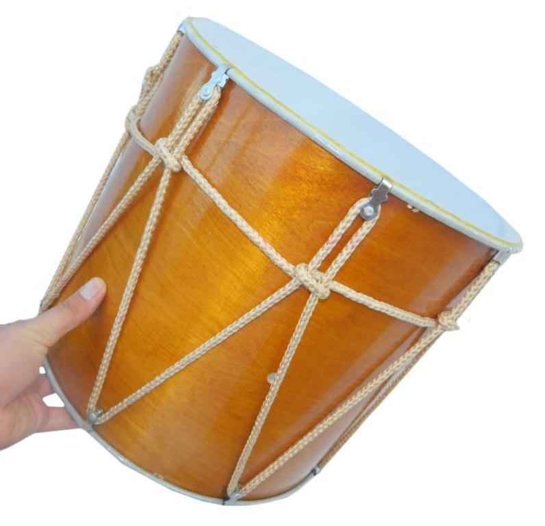 Кавказский барабан всегда считался старинным инстремтом
