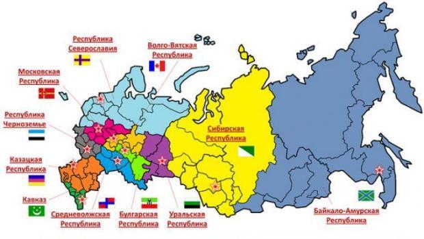 Присоединение Крыма и сепаратизм в России
