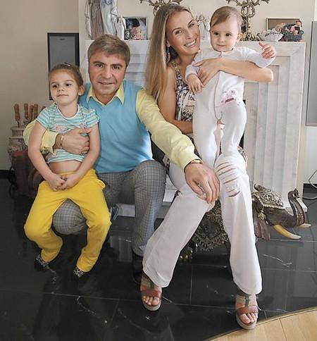Семья Сосо Павлиашвили