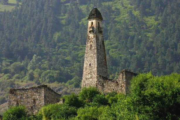 Башни Игушетии