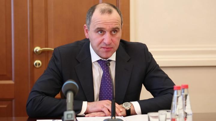 Глава Карачаево-Черкесской Республики - Рашид Темрезов