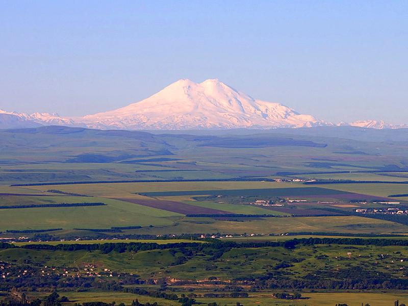 Гора Эльбрус: фото