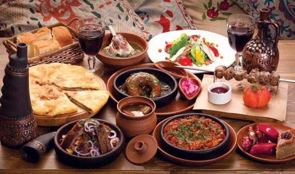 Грузинские традиции и обычаи