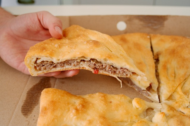 Приготовить осетинские пироги с мясом