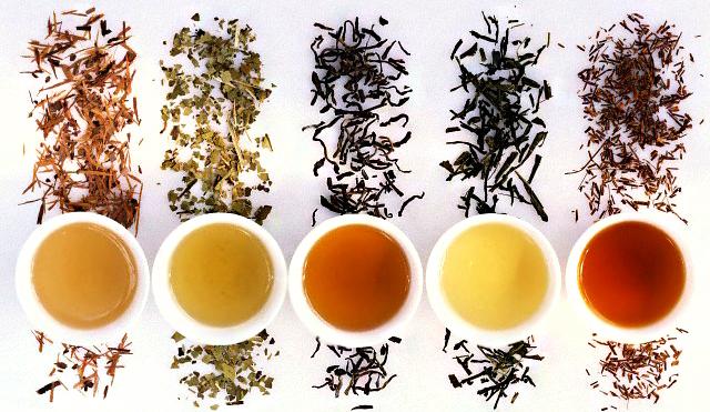 Кавказский натуральный чай