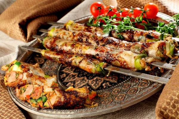 Традиционные блюда Грузии