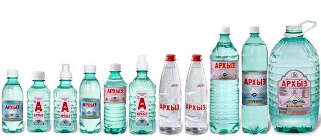 Архыз - минеральная вода