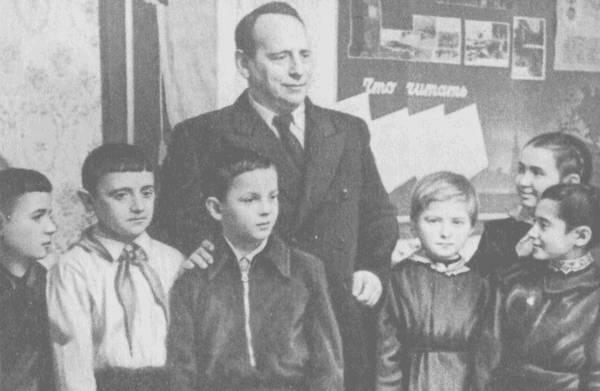 Евгений Шварц биография