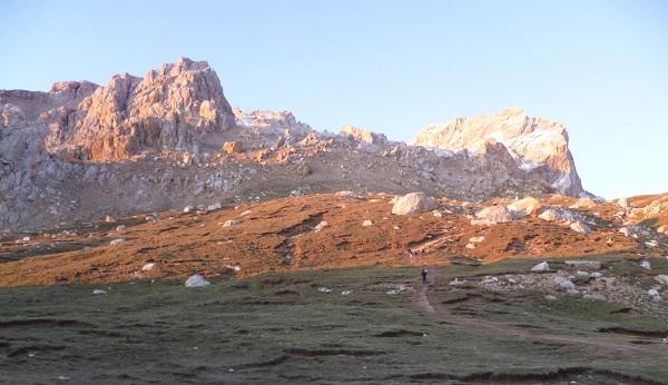Гора Шалбуздаг фото