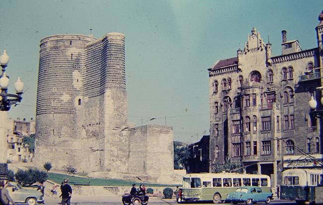 Легенда о Девичьей башне