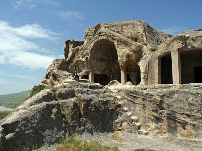 Уплисцихе храм