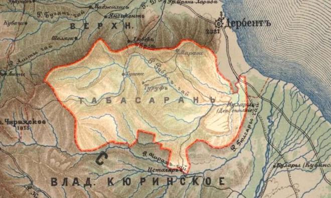 Табасаранский язык по сложности