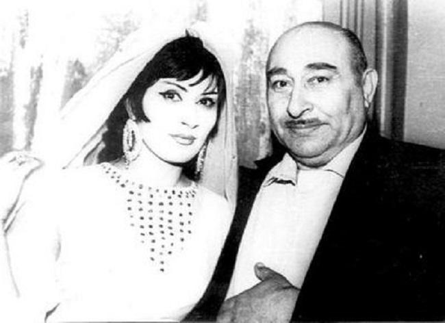 Свадьба известной певицы Зейнаб и Бахрама
