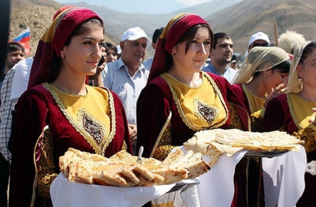 Дагестанское гостеприимство известно на весь мир