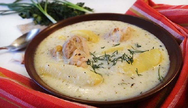 Популярное блюдо осетинских ресторанов - лывжа