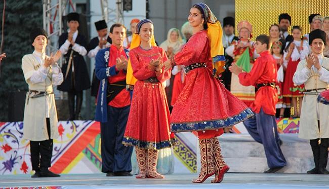На весь мир Дагестан прославился своими традициями и обычаями