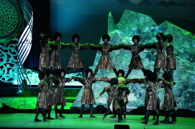 Танцы древних нартов