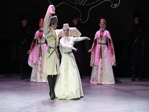 Статья о танце всех осетин симд