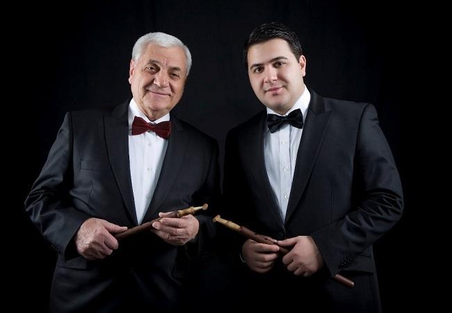 Народный фольклор Армении продолжает жить