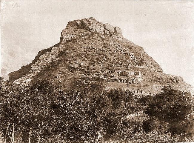 Ахульго – гора в Унцукульском районе Дагестана