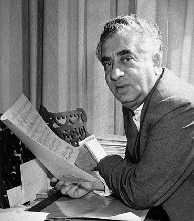 Арам Хачатурян — великий армянский композитор