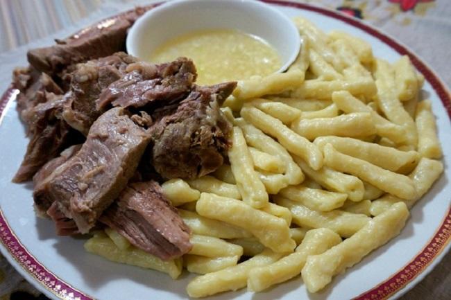 Чеченская кухня имеет большое разнообразие рецептов