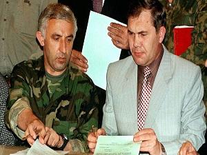 Мирные соглашения в Хасавюрте