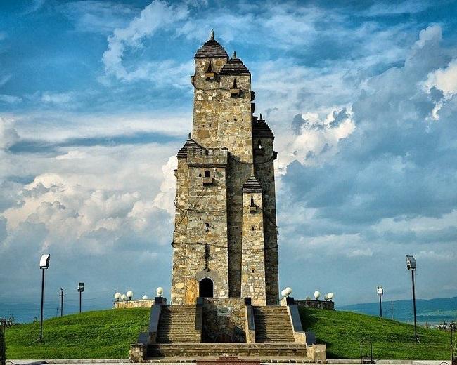 Башни — главная достопримечательность Ингушетии