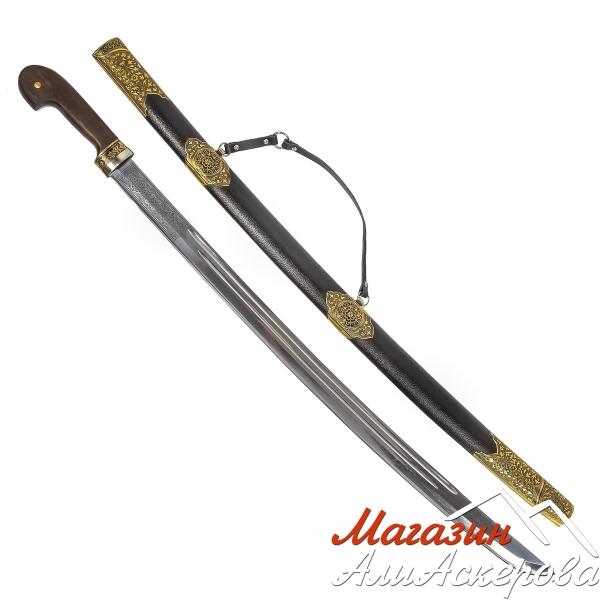 Кавказская шашка — оружие используемое в бою воинами царской России