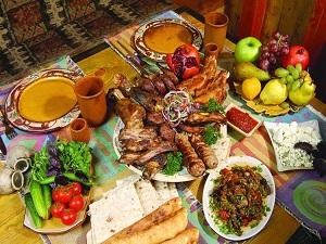 Корни армянской кухни уходит далеко в древность, есть исторические доказательства этому