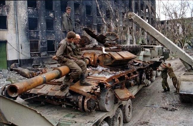 Чеченская война оставила большой отпечаток в жизни людей, прошедших ее