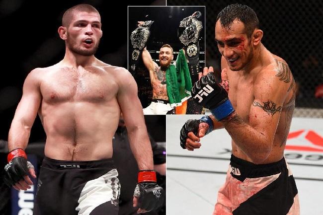 Из-за состояния здоровья Хабиба был отменен его бой с Тони Фергюсоном