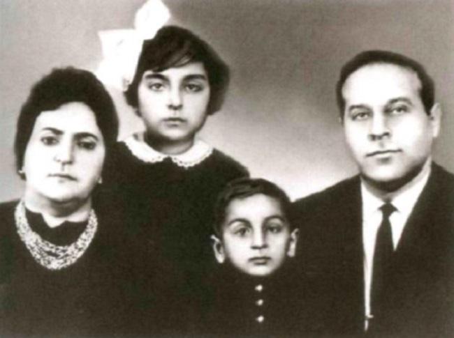 Женой Гейдара была Зарифа, дочь первого секретаря обкома партии Дагестана
