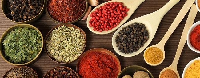 Специи в кухне Армении имеют важное значение