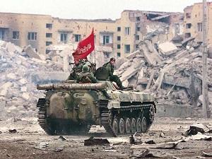 Война в Чечне разбила души и унесла жизни людей