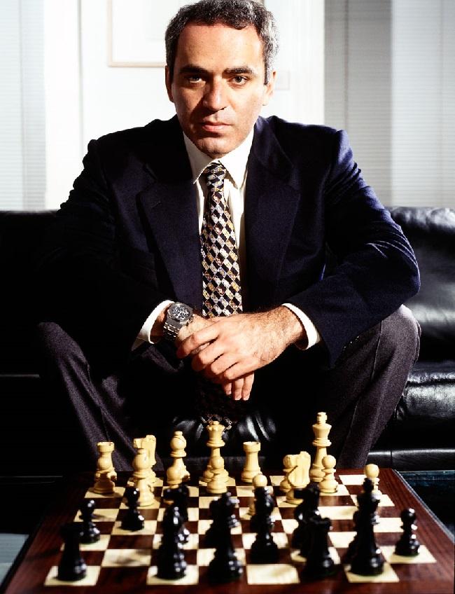 Гарри Каспаров – великий шахматист, который поразил весь мир