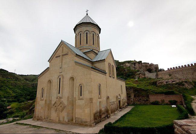 Церковь Святого Николая до основания была разрушена и не сохранилась в первозданном виде