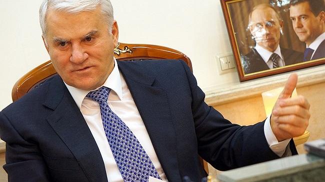 Саид Амиров был видным деятелем в Дагестане
