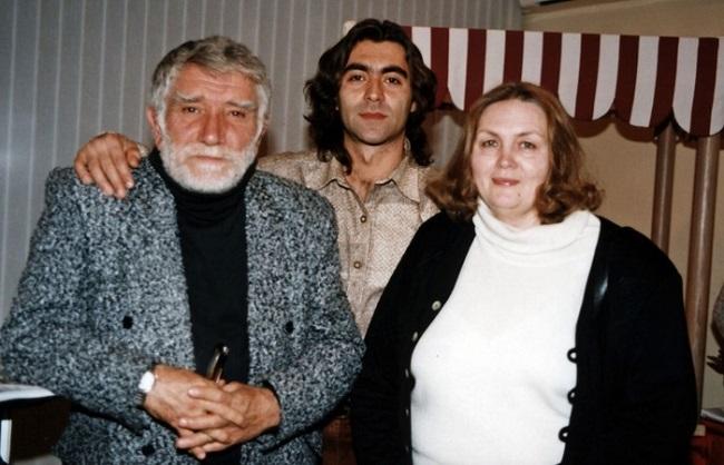 Армен Джигарханян прожил с Татьяной Власовой в браке 40 лет