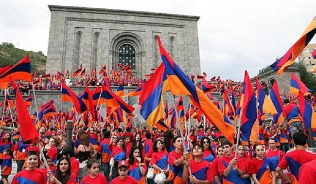 Армяне дали отпор арабам и получили независимость