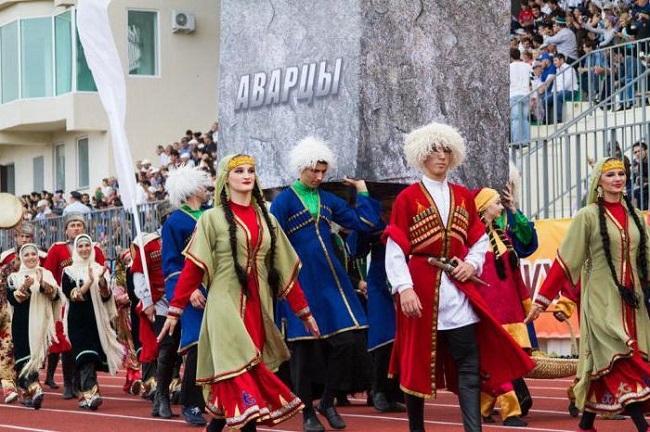 Аварцы – самый многочисленный народ Дагестана