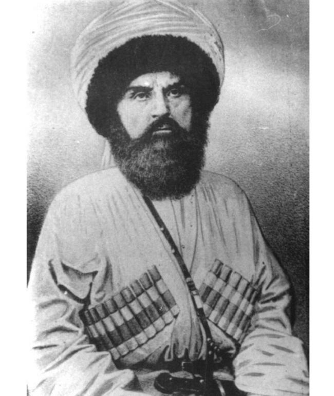 В истории народа важную роль сыграл имам Шамиль