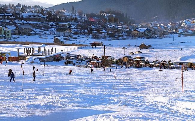 На горнолыжные курорты Бакуарини приезжал русский царь с семьей