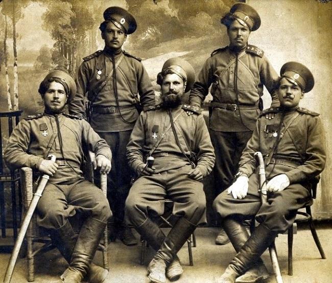 Донские казаки были самыми многочисленными казачьими войсками