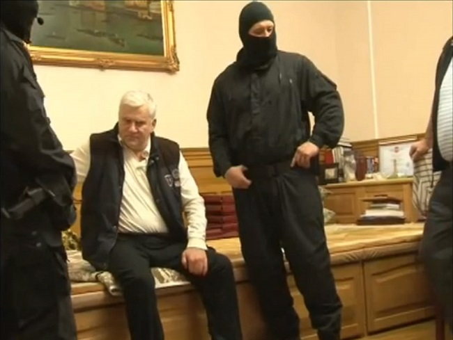 В момент задержания Саид Амиров был абсолютно спокоен