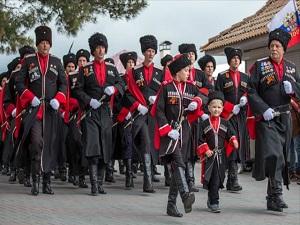 Казаки всегда привлекались царскими войсками для защиты границ своей страны